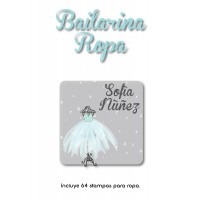 Pack Clothes & Shoes Bailarina