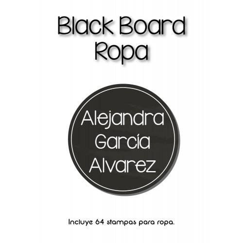 Ropa Blackboard