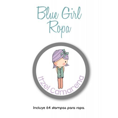 Ropa Blue Girl
