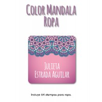 Pack Clothes & Shoes Color Mandala