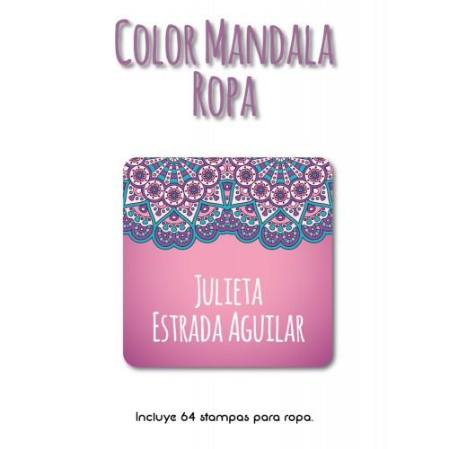 Ropa Color Mandala