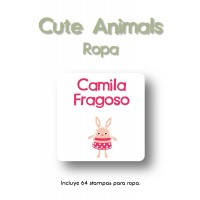 Ropa Cute Animals