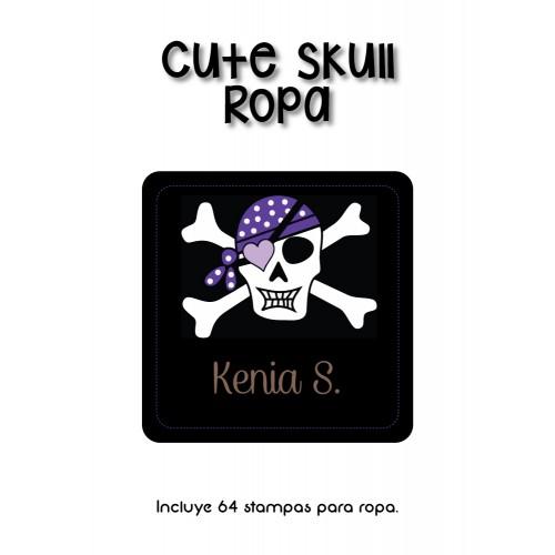 Ropa Cute Skull