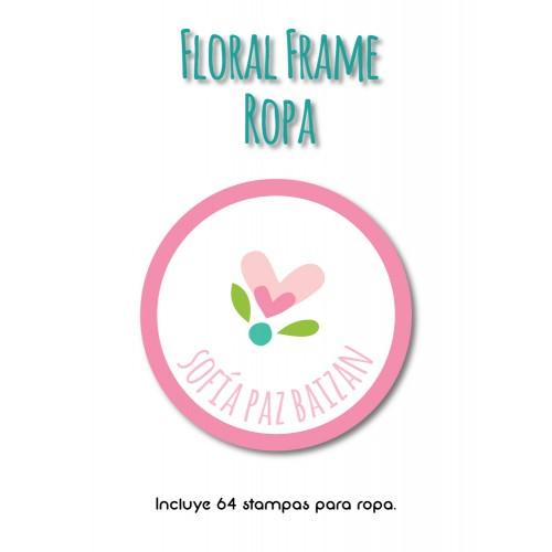Ropa Floral Frame