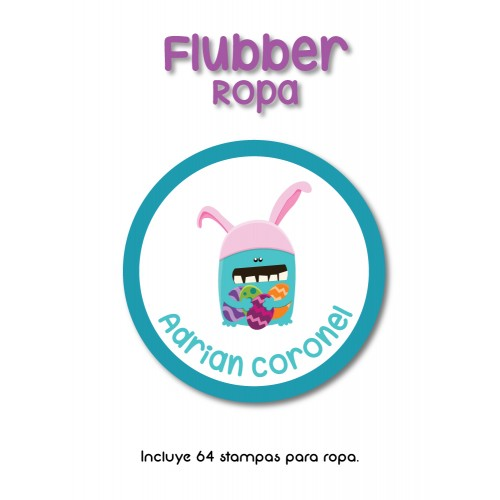 Ropa Flubber