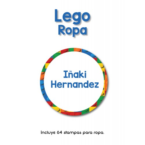 Ropa Lego