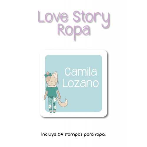 Ropa Love Story