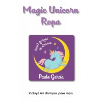 Pack Clothes & Shoes Magic Unicorn