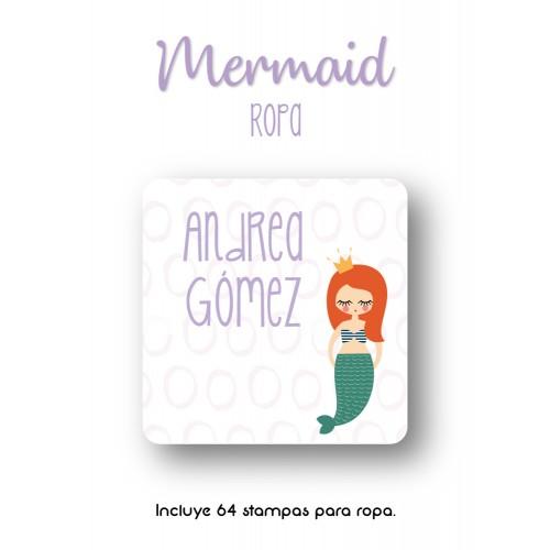 Ropa Mermaid