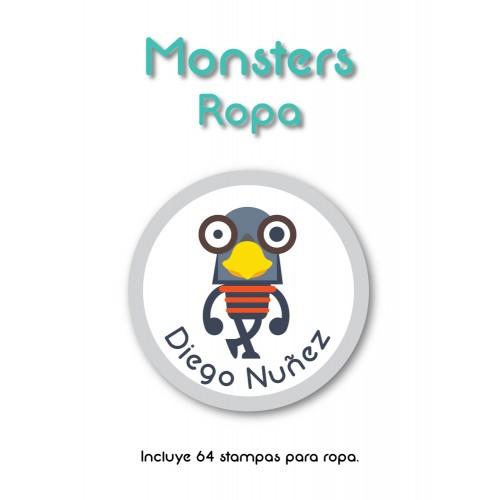 Ropa Monster