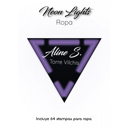 Ropa Neon Ligths