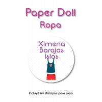 Pack Clothes & Shoes Paper Doll
