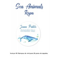 Ropa Sea Animals