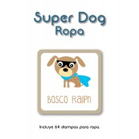 Ropa Super Dog