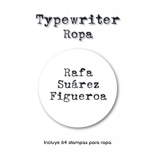 Ropa Typewriter