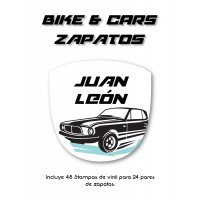 Zapato Bike and Car