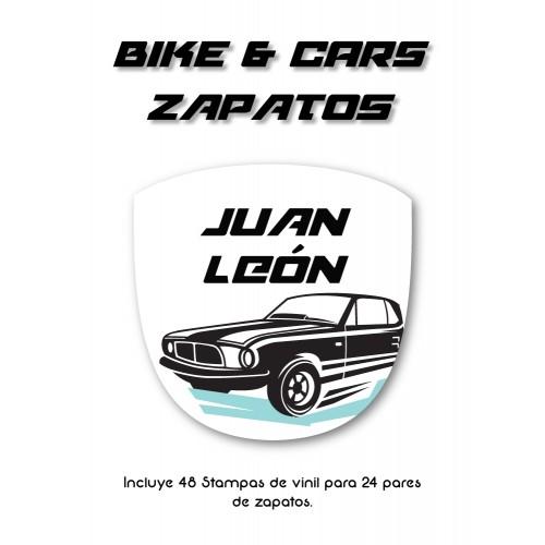 Zapato Bike and Car