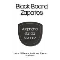 Zapato Blackboard
