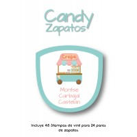 Zapato  Candy