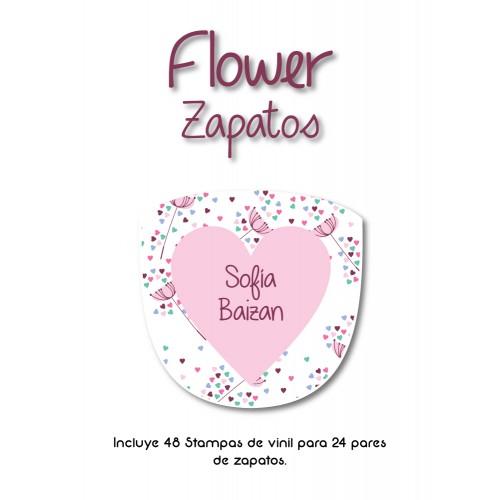 Zapato Flower