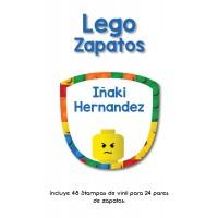 Zapato Lego