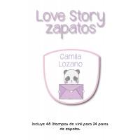 Zapato Love Story