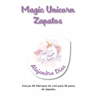 Zapato Magic Unicorn