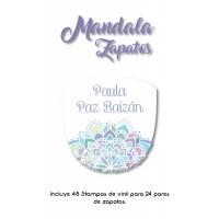 Zapato Mandala