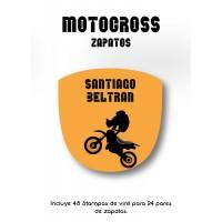 Zapato Motocross