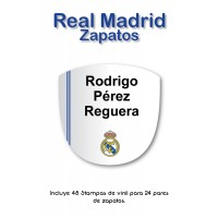 Zapato Real Madrid