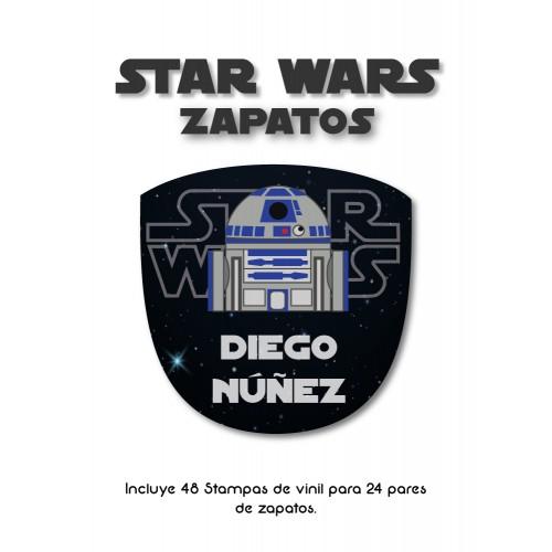 Zapato Star Wars