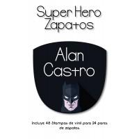 Zapato Super Hero