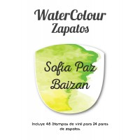 Zapato WaterColour